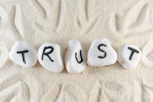 Vertrauen im Ghostwriting